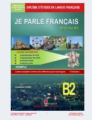 328353157 B2 Jpf Exemple Pdf Je Parle Francais Niveau Delf