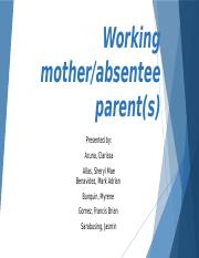 NUR34 WORKING PARENTS.pptx