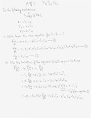 HW3 Solutions