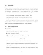 Week 10 Lecture Notes