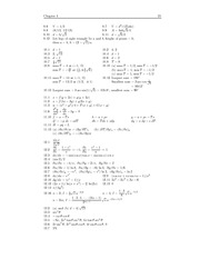 Mathematic Methods HW Solutions 21
