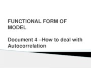 Doc2 _how to deal with Authocorrorelation