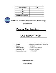 PE Lab 9 Buck Converter Print Out.docx