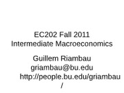 EC202 00 - Introduction (1)
