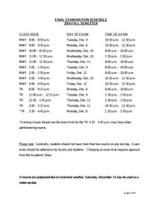 2014-Fall-Exam-Schedule