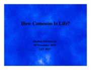 How_Common_Life