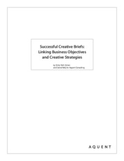 SuccessfulCreativeBriefs