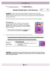 GIZMO 6 - DNA FINGERPRINTING REVISED - Name Date Student ...