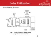 solar utlization lec 9 heating loads