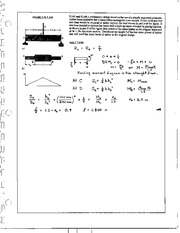 619_Mechanics Homework Mechanics of Materials Solution