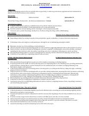 Nezeila Nash resume