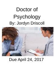 Doctor of Psychology.docx