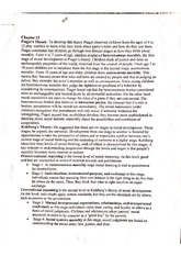 Theories of Philosophers (Reasoning) Handout Review