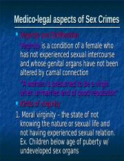 2014_Medico-legal aspects of Sex Crimes