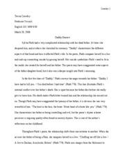 english essay on sylvia plath