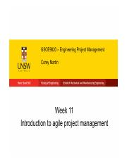Lecture 11 - Part I - Introduction to Agile Project Management.pdf