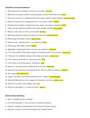 macromolecules_worksheet - Chemistry Review Worksheet 1 This ...