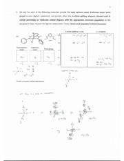 CHEM 40 Spring 2014 Exam 2 Solutions