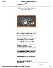 The Impact of Cultural Values on Marketing Ethics.pdf