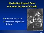 Visual Aids in Data