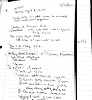 Class notes chapters 9 and 10