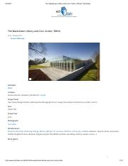 The Waterdown Library and Civic Centre _ RDHA _ ArchDaily.pdf