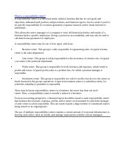 Discussion 1 What is a responsibility.docx