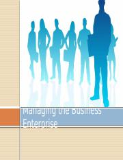 Managing the Business Enterprise.pptx