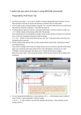 7 useful tips using MATLAB