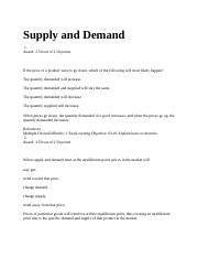 Supply and Demand.docx
