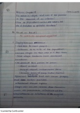 cell infection notes