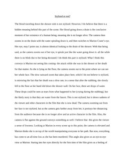 ENG 124 psycho paper
