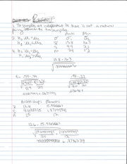 P Value, Critical Value Notes