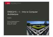 Ensc215-01-Intro_to_Computer_Architecture