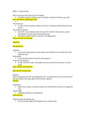 GPH 111 Test 1 Study Guide.docx
