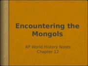 encountering_the_mongols