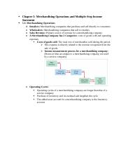 Chapter 5-9 Notes.docx