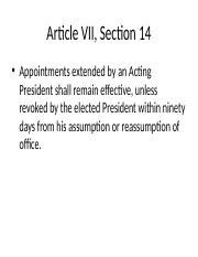 Article VII, Section 14&15.pptx
