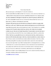 English 11 B Research Paper