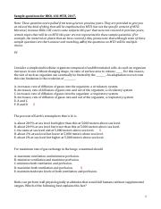 Bio 102_2017 MTII Sample Questions (with answers) (1)