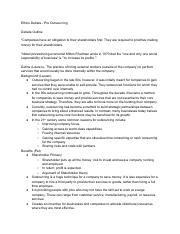 Ethics Debate - Pro Outsourcing - Google Docs.pdf