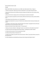 HIST3 CHAPTER 18 STUDY GUIDE
