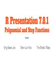 7.8.1 Polynomial Regression and Step Function.pdf