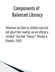Components of Balanced Literacy.pptx