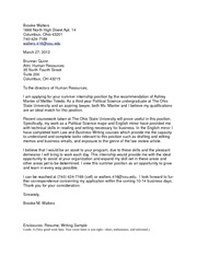 cover letter ohio state english 304 spring 2012 brooke walters1666