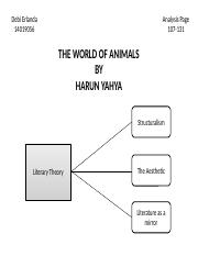PPT The World of Animals.pptx
