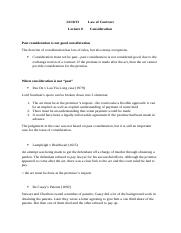 law of contract - lecture 8 - 24.10.13.docx