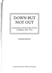 9. Hood - Down But Not Out