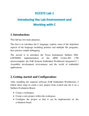 [ECE372] [11ES] Report Lab1 Le Van Vu An