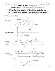 4-Wave Particle Duality of Radiation and Matter